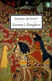 Cover of: Gunnar's Daughter (Penguin Twentieth-Century Classics)