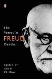 Cover of: The Penguin Freud Reader