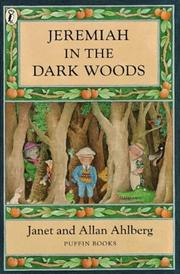 Cover of: Jeremiah in the Dark Woods