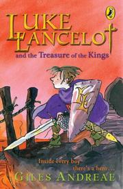 Cover of: Luke Lancelot and the Treasure of the Kings