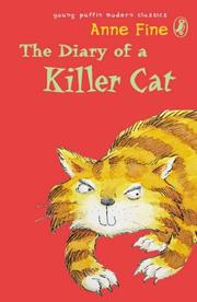 Cover of: Diary of a Killer Cat (Puffin Modern Classics)