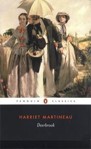 Cover of: Deerbrook (Penguin Classics)