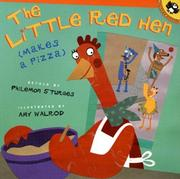Cover of: The Little Red Hen (Makes a Pizza)