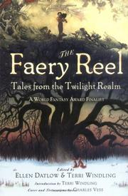 Cover of: The Faery Reel: Tales from the Twilight Realm