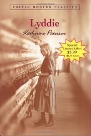 Cover of: Lyddie PMC 3.99 Promo (Puffin Modern Classics)