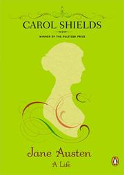 Cover of: Jane Austen (Penguin Lives)