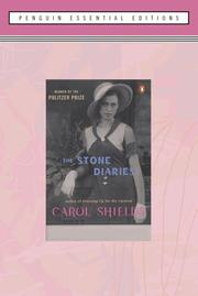 Cover of: Stone Diaries, The (Essential Edition): (Penguin Essential Edition)