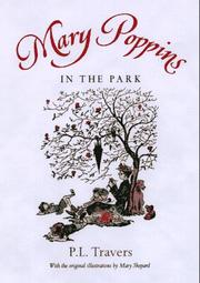 Cover of: Mary Poppins in the Park (Harcourt Brace Young Classics)