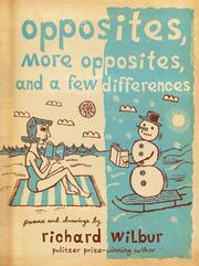 Cover of: Opposites, more opposites, and a few differences