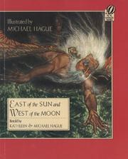 Cover of: East of the sun and west of the moon: old tales from the North