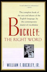 Cover of: Buckley