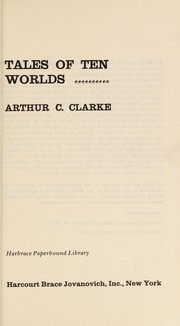 Cover of: Tales of Ten Worlds