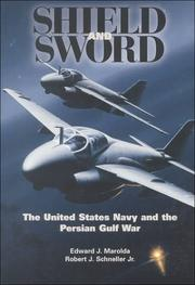 Cover of: Shield and Sword