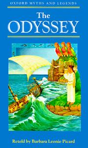 Cover of: The Odyssey by Homer