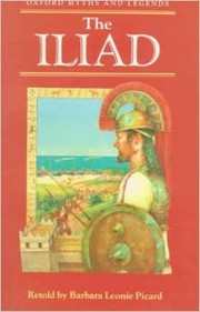Cover of: The Iliad of Homer