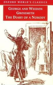 Cover of: The Diary of a Nobody (Oxford World's Classics)