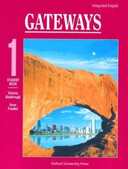 Cover of: Integrated English: Gateways 1