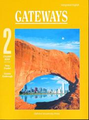 Cover of: Integrated English: Gateways 2