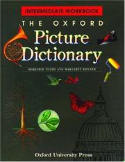 Cover of: The Oxford Picture Dictionary