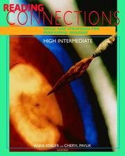 Cover of: Reading Connections High Intermediate