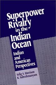 Cover of: Superpower Rivalry in the Indian Ocean