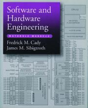 Cover of: Software and Hardware Engineering