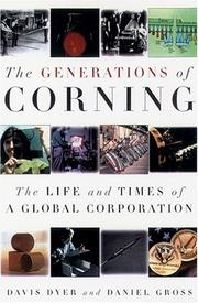 Cover of: The Generations of Corning