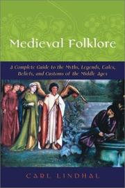 Cover of: Medieval folklore