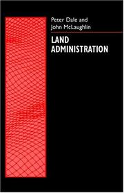 Cover of: Land Administration (Spatial Information Systems)