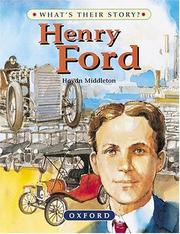Cover of: Henry Ford (What's Their Story?)