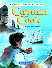 Cover of: Captain Cook (What's Their Story?)