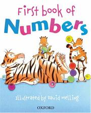 Cover of: Oxford First Book of Numbers