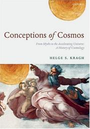 Cover of: Conceptions of Cosmos: From Myths to the Accelerating Universe: A History of Cosmology