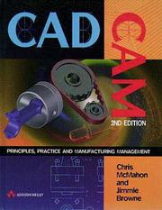 Cover of: CAD/CAM