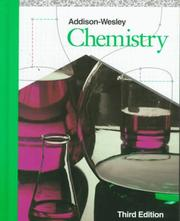 Cover of: Addison-Wesley Chemistry