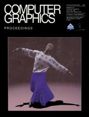 Cover of: SIGGRAPH 1998 Conference Proceedings