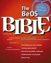 Cover of: BeOS Bible, The