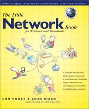 Cover of: Little Network Book for Windows and Macintosh (Little Book Series)