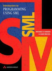 Cover of: Introduction to Programming using SML (International Computer Science Series)