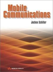 Cover of: Mobile Communications