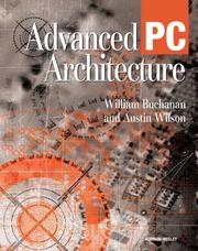 Cover of: Advanced PC Architecture