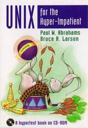 Cover of: Unix for the Hyper-Impatient