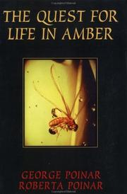 Cover of: Quest for Life in Amber (Helix Book)