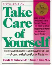 Cover of: Take Care of Yourself