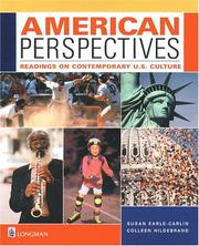 Cover of: American Perspectives