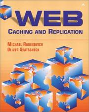 Cover of: Web Caching and Replication