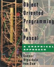 Cover of: Object-Oriented Programming in Pascal