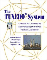 Cover of: The TUXEDO System