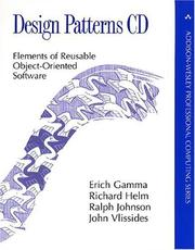 Cover of: Design Patterns CD
