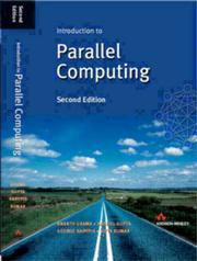 Cover of: An Introduction to Parallel Computing